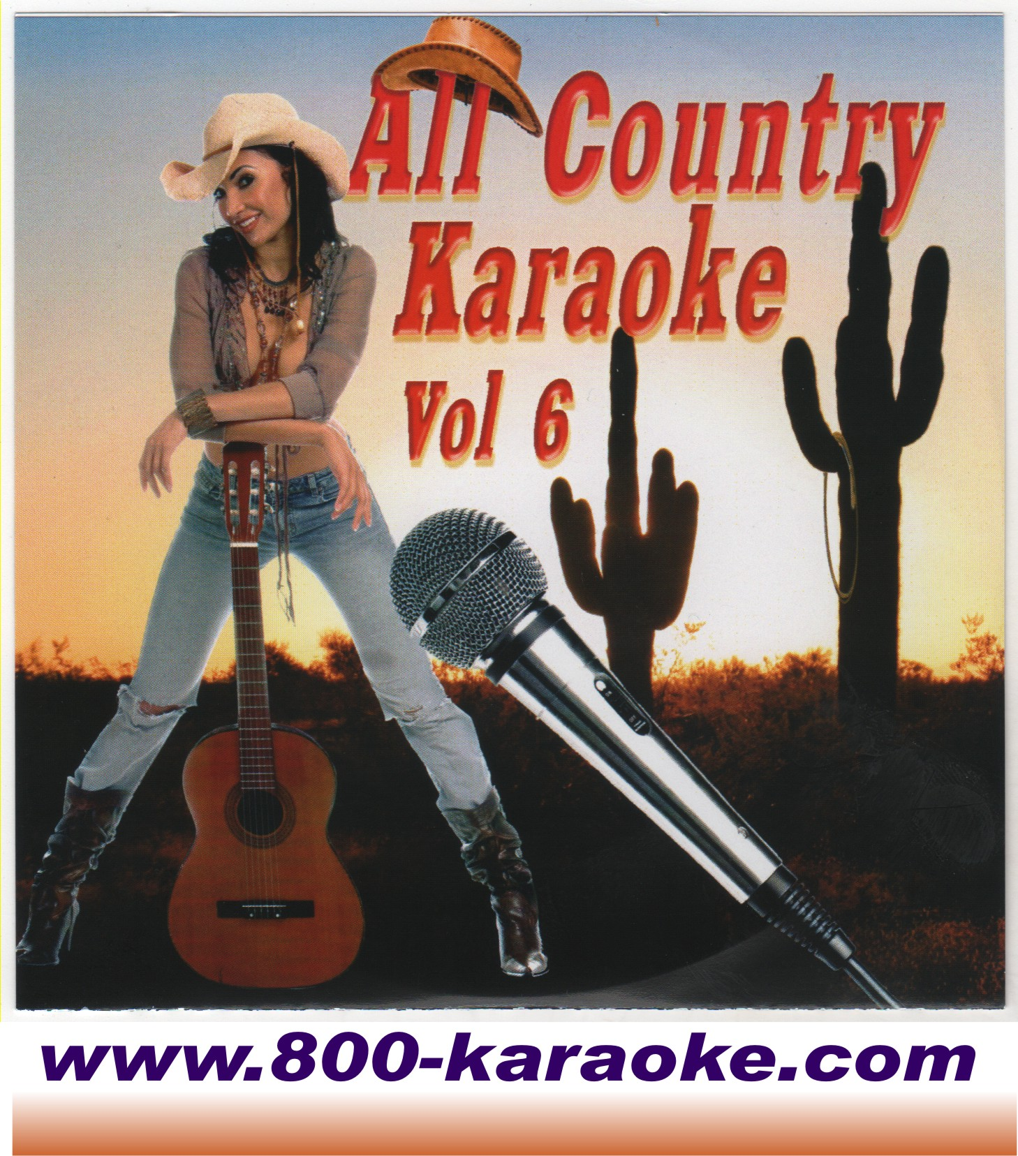all country karaoke #06